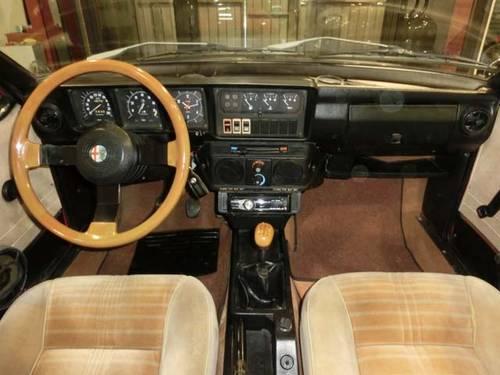 ALFA ROMEO ALFETTA GTV 2.0 - 1981 For Sale (picture 3 of 6)