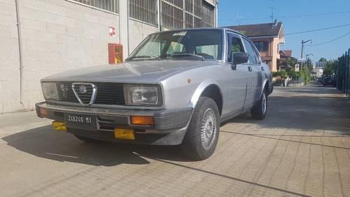 1979 WONDERFUL ALFETTA 2000L For Sale (picture 1 of 6)