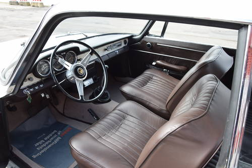 Alfa Romeo 2600 Sprint - 1965 For Sale (picture 5 of 6)