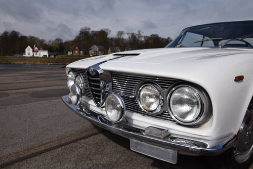 Alfa Romeo 2600 Sprint - 1965 For Sale (picture 6 of 6)