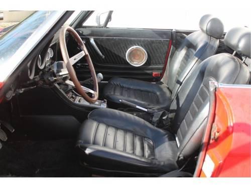 1978 Alfa Romeo Spider 2.0 Iniezione For Sale (picture 3 of 6)