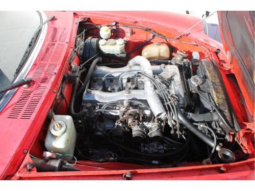 1978 Alfa Romeo Spider 2.0 Iniezione For Sale (picture 6 of 6)