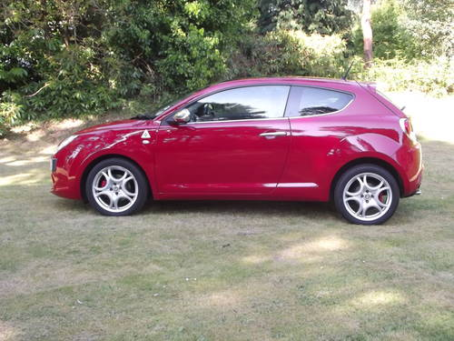 2012 ALFA ROMEO MITO 1.4 135 LTD ED DISTINCTIVE 5 DR SOLD (picture 3 of 6)