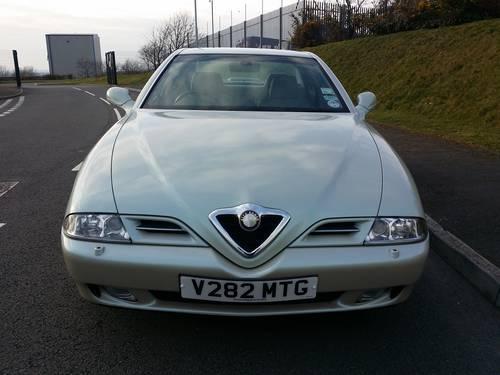 2000 Alfa Romeo 166 3.0 V6 24v Auto Sportronic For Sale (picture 2 of 6)