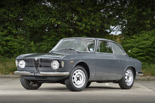 1966 Alfa Romeo Giulia 1600 Sprint GT Under Offer! SOLD (picture 2 of 6)