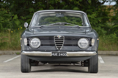 1966 Alfa Romeo Giulia 1600 Sprint GT Under Offer! SOLD (picture 3 of 6)