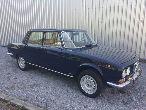 1973 ALFA ROMEO 2.0 BERLINA. SOLD (picture 2 of 6)