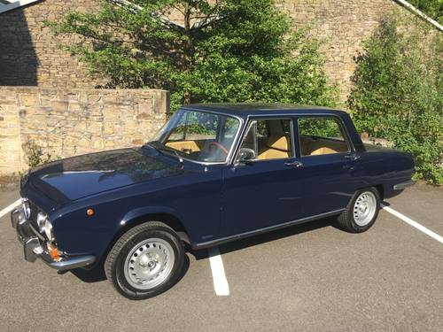 1973 ALFA ROMEO 2.0 BERLINA. SOLD (picture 3 of 6)
