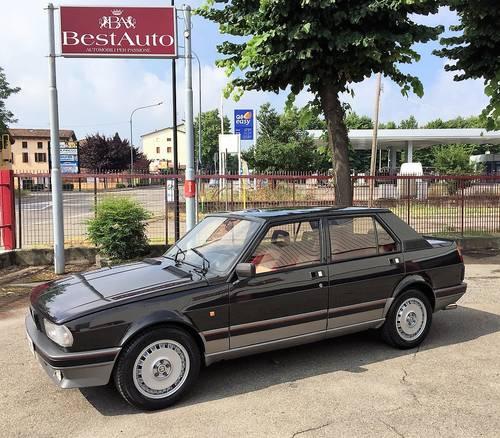 1987 Alfa Romeo Giulietta Turbo Delta For Sale