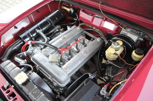 1975 Alfa Romeo Giulia Nuova Super 1,3 / first owner car SOLD (picture 6 of 6)