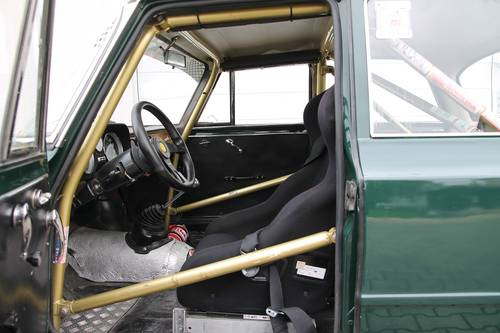 1967 Alfa Giulia Super 1,6  bollino oro/ FIA + road registration For Sale (picture 4 of 6)