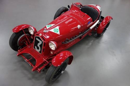 1935 Alfa Romeo 6C Monza For Sale (picture 1 of 6)