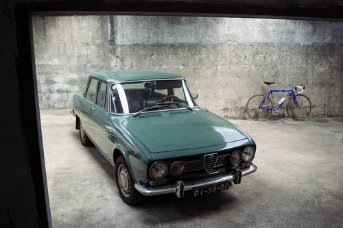 1971 Alfa Romeo 1750 Berlina Original Painting Never Restored  SOLD (picture 1 of 6)