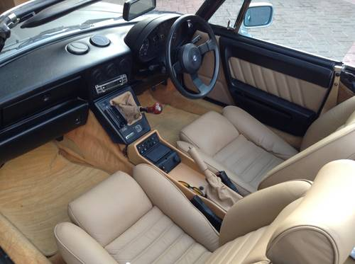 Alfa Romeo Spider S4 RHD ,SEAKING ,1991  For Sale (picture 6 of 6)