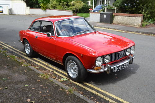 1974 Stunning Alfa GTV  For Sale (picture 2 of 6)
