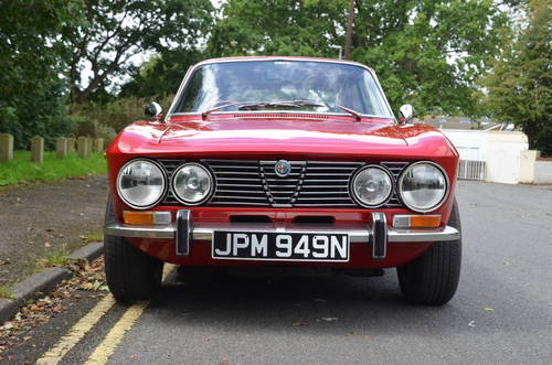 1974 Stunning Alfa GTV  For Sale (picture 3 of 6)