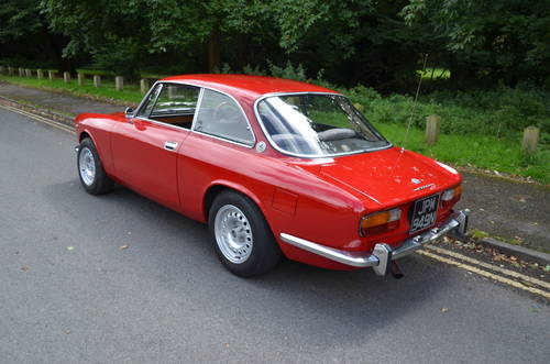 1974 Stunning Alfa GTV  For Sale (picture 4 of 6)