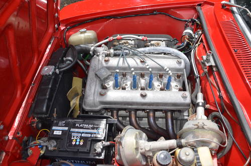 1974 Stunning Alfa GTV  For Sale (picture 5 of 6)