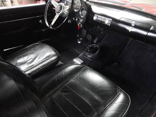 1961 Alfa Romeo 2000 Touring Spider For Sale (picture 3 of 6)