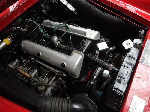 1961 Alfa Romeo 2000 Touring Spider For Sale (picture 4 of 6)