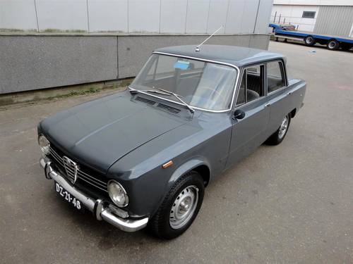 1965 Alfa Romeo Giulia 1300Ti For Sale (picture 1 of 6)