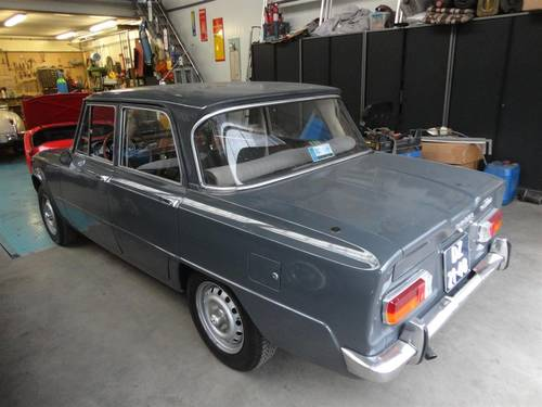1965 Alfa Romeo Giulia 1300Ti For Sale (picture 2 of 6)