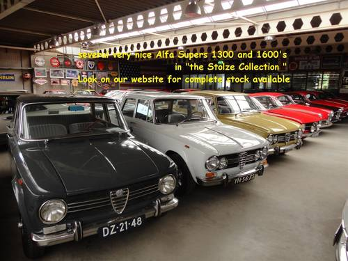 1965 Alfa Romeo Giulia 1300Ti For Sale (picture 5 of 6)
