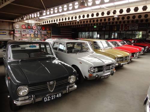 1969 Alfa Romeo Duetto 1300  For Sale (picture 6 of 6)