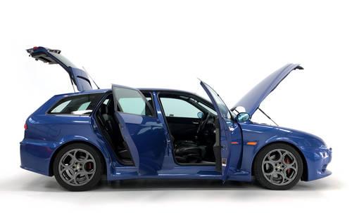 2003 Alfa Romeo 156 gta Sportswagon 3.2 V6 24v SOLD (picture 3 of 6)