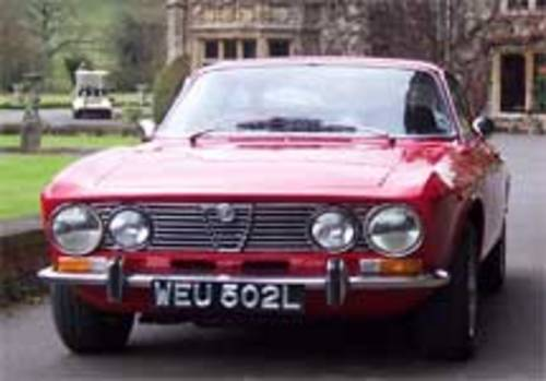 Alfa 2000 GTV For Hire (picture 1 of 4)