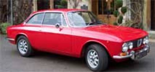 Alfa 2000 GTV For Hire (picture 4 of 4)