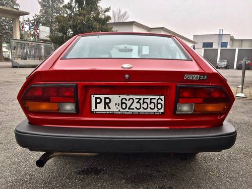 1985 Alfa Romeo - GTV 2.5 V6 EXCELLENT CONDITION SOLD (picture 4 of 6)