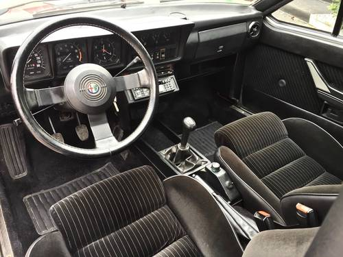 1985 Alfa Romeo - GTV 2.5 V6 EXCELLENT CONDITION SOLD (picture 5 of 6)