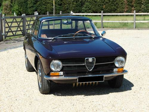 Alfa-Romeo Junior GT 1600 Bertone, lhd, 1972 For Sale (picture 2 of 6)