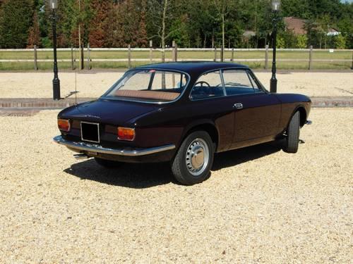 Alfa-Romeo Junior GT 1600 Bertone, lhd, 1972 For Sale (picture 4 of 6)