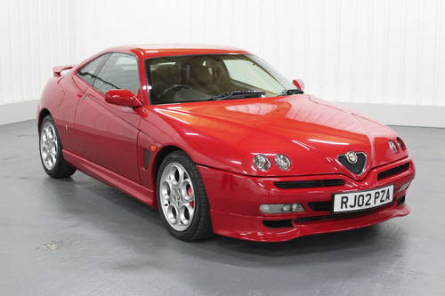 2002 Alfa Romeo GTV Cup - Just had a £7k Recommissioning For Sale (picture 1 of 6)