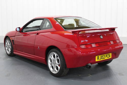 2002 Alfa Romeo GTV Cup - Just had a £7k Recommissioning For Sale (picture 2 of 6)