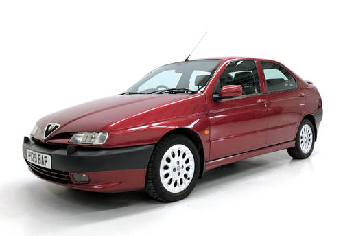 1997 Alfa Romeo 146 Ti 38,800 miles 2 owners SOLD (picture 1 of 6)