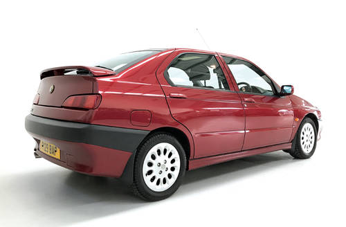 1997 Alfa Romeo 146 Ti 38,800 miles 2 owners SOLD (picture 2 of 6)