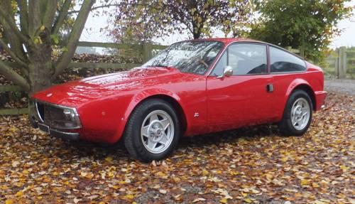 1971 Beautifull Alfa Romeo Junior Zagato For Sale (picture 1 of 6)