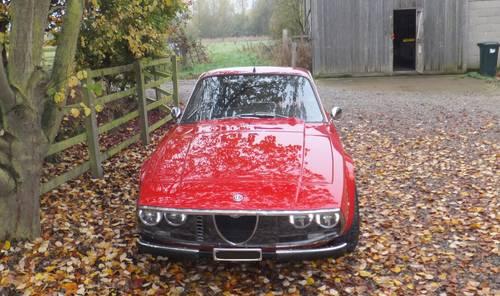 1971 Beautifull Alfa Romeo Junior Zagato For Sale (picture 2 of 6)