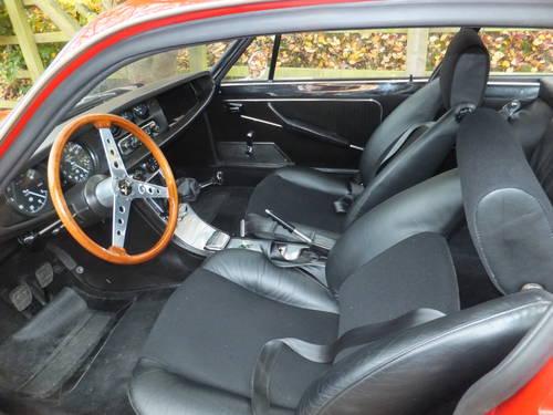 1971 Beautifull Alfa Romeo Junior Zagato For Sale (picture 4 of 6)