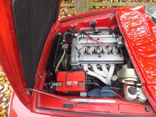 1971 Beautifull Alfa Romeo Junior Zagato For Sale (picture 5 of 6)