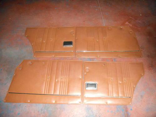 1970 Giulia Super door panels For Sale (picture 1 of 6)