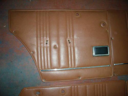 1970 Giulia Super door panels For Sale (picture 4 of 6)