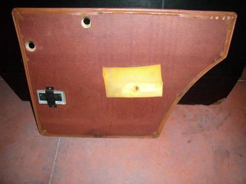 1970 Giulia Super door panels For Sale (picture 6 of 6)