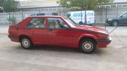 1987 rare alfa 75 td 2.0 For Sale (picture 6 of 6)