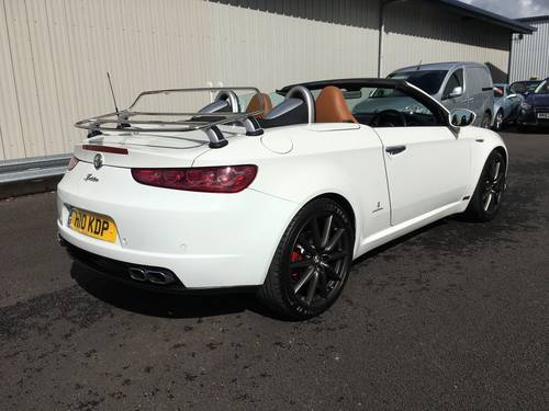 2008 58 ALFA ROMEO SPIDER 2.2 JTS LIMITED EDITION 185 BHP  SOLD (picture 3 of 6)