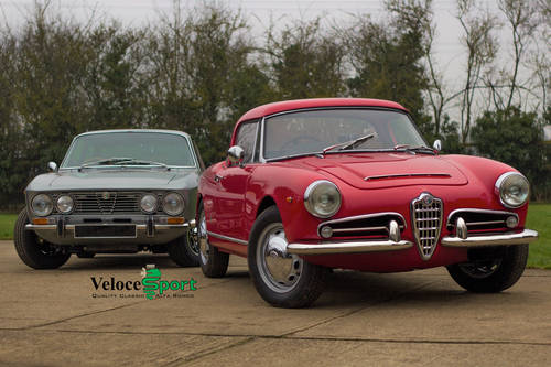 Alfa Romeo Restoration Service  (picture 1 of 6)