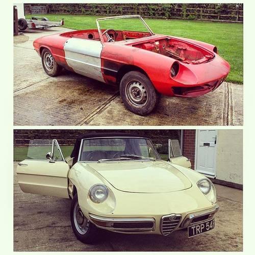 Alfa Romeo Restoration Service  (picture 6 of 6)